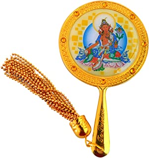 yellow tara mirror