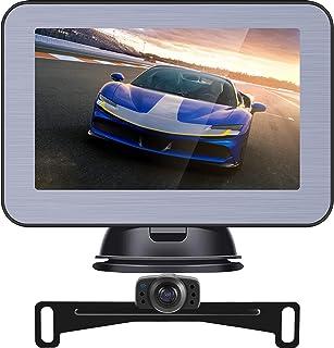 $94 » Sponsored Ad - HD 1080P Digital Wireless Super Signal Backup Camera Kit with 5'' HD Monitor and Night Vision Waterproof Fr...