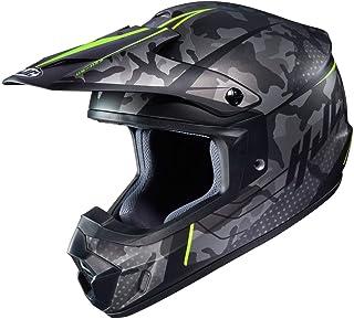 <h2>HJC CS-MX II Sapir Motocross Helm Schwarz/Gelb M 57/58</h2>