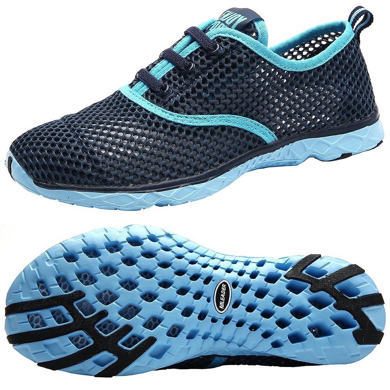 Aleader Women's Quick Drying Aqua Water Shoes pbaqlqlkyyhxzquz