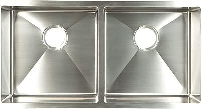 Franke USA UDTD32/10 Sink, 35-in, Stainless Steel