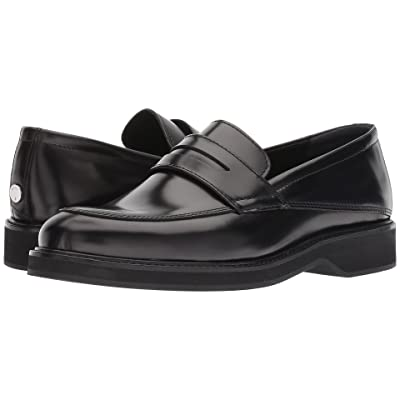 WANT Les Essentiels Marcos Loafer (Black/Black 1) Men