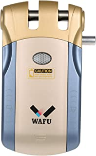 OWSOO WAFU Télécommande Verrouillage HF-010USB Verrouillage Électronique Intelligent Verrouillage Invisible Déverrouillage...