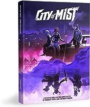 city of mist rpg core book