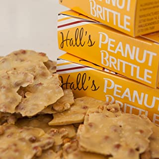 Plain Peanut Brittle