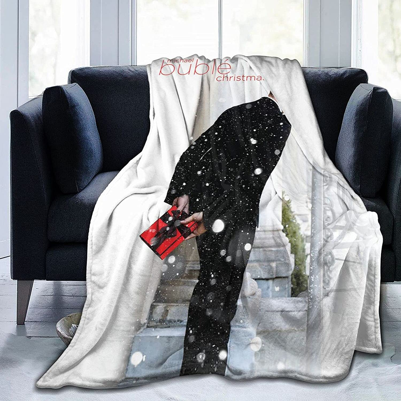 Michael Buble Blanket Flannel Lightweight Tucson Mall Super Fleece Soft Blan High quality new