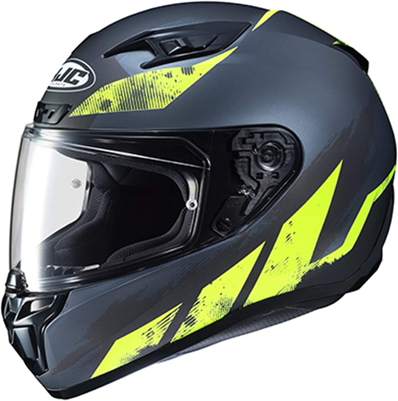 MC6HSF, X-Large HJC Unisex-Adult Full Face Helmet