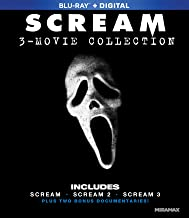 Scream 3 Movie Collection (Blu-ray + Digital)