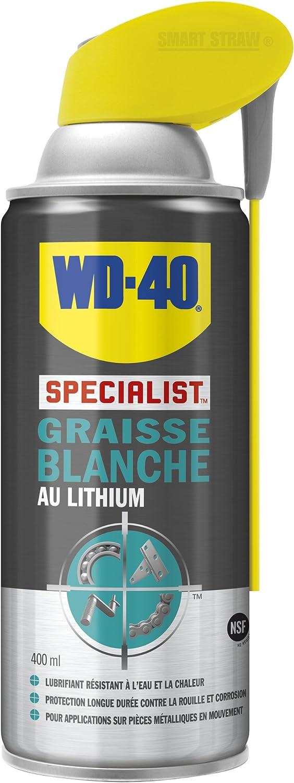 Wd 40 Specialist 33391 44 Lithium Fett 400 Ml Weiß Baumarkt