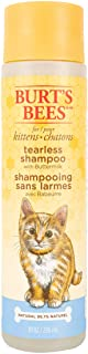 Burt`s Bees for Pets Tearless Kitten Shampoo with Buttermilk