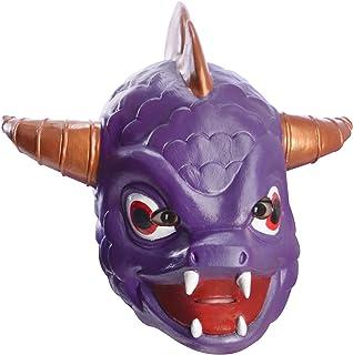 [ルービーズ]Rubie's Skylanders Spyro's Adventure, Child's 3/4 Spyro Vinyl Mask 4948 [並行輸入品]