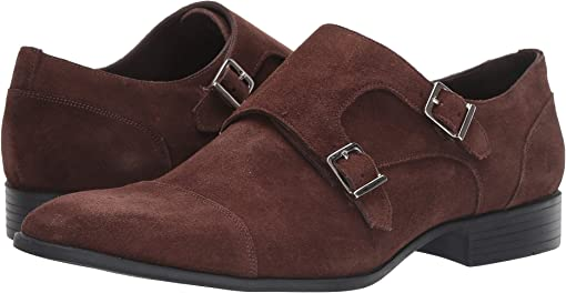 Terra Brown Suede