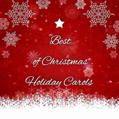 Instrumental Christmas Music.Best Of Christmas Holiday Carols Instrumental Christmas