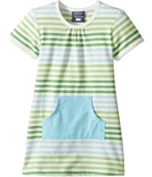 Toobydoo - Short Sleeve Pocket Dress (Infant/Toddler)