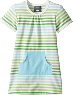 Short Sleeve Pocket Dress (Infant/Toddler)