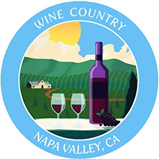 Vinyard - Wine Country - Napa Valley, California 3.5