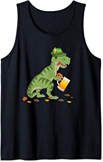 Bavarian Alpine Hat Beer Tank Top