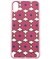 Kate Spade New York - Graphic Clover Phone Case For iPhone XS Max