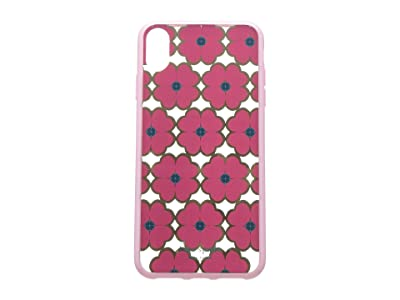 Kate Spade New York Graphic Clover Phone Case For iPhone XS Max (Multi) Cell Phone Case