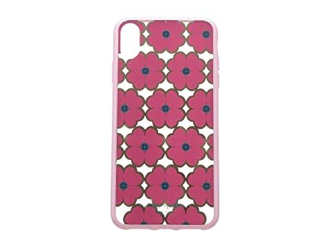 Kate Spade New York Graphic Clover Phone Case For iPhone XS Max