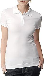 Dickies Juniors' Short-Sleeve Pique Polo Shirt