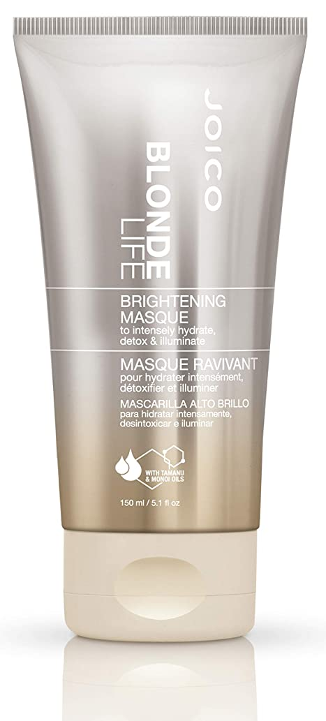 参加者明らかにコイルジョイコ Blonde Life Brightening Masque (To Intensely Hydrate, Detox & Illuminate) 150ml/5.1oz並行輸入品