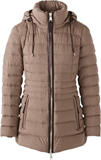 Massimo Dutti Women Stretch Quilted Down Jacket 6727/711