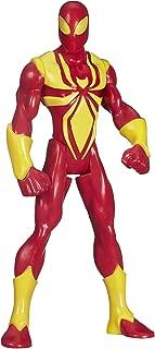 Marvel Ultimate Spider-Man Web Warriors Iron Spider Basic Figure