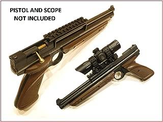 Clevercraft Scope Mount for 1377/1322 / American Classic Crosman Airguns