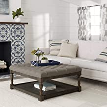Best large living room ottoman Reviews
