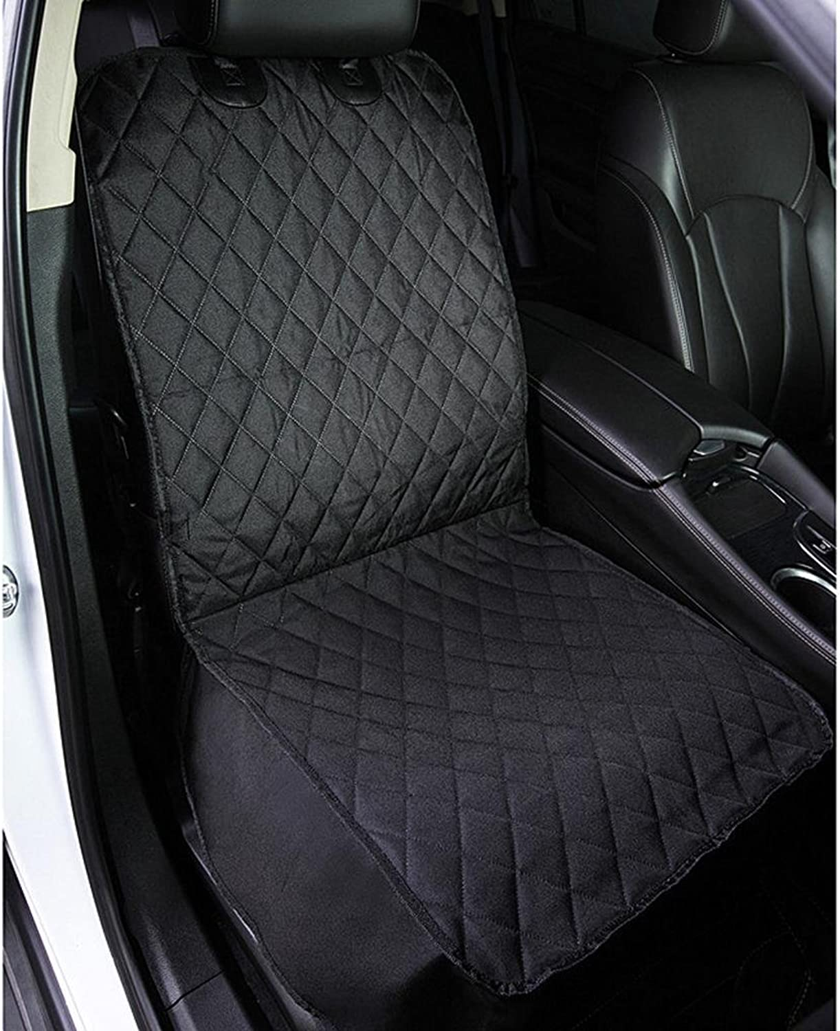 Pet Car Mat Dogs Front Row Thickening Hanging Cotton Waterproof Car Mat