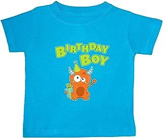 inktastic Birthday Boy Baby T-Shirt