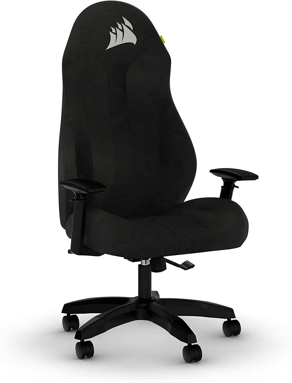 CORSAIR TC60 Selling and selling Fabric Gaming Super special price Chair Fit - Black Relaxed