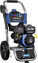 Westinghouse WPX2700 Gas Powered Pressure Washer 2700 PSI and 2.3 GPM, Soap Tank and Four..
