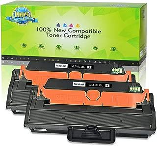 NineLeaf 2PK MLT-D115L MLTD115L Compatible for Samsung 115L Black Toner Cartridge High Yield SL-M2880FW M2870FW M2830DW M2820DW Xpress M2620 M2670 M2820 M2870