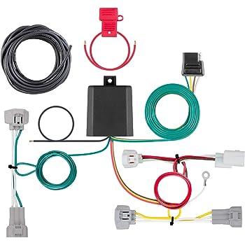 [XOTG_4463]  Amazon.com: CURT 56349 Vehicle-Side Custom 4-Pin Trailer Wiring Harness,  Select Toyota Tacoma: Automotive | 2007 Tacoma Trailer Wiring 4 Pin Harness |  | Amazon.com