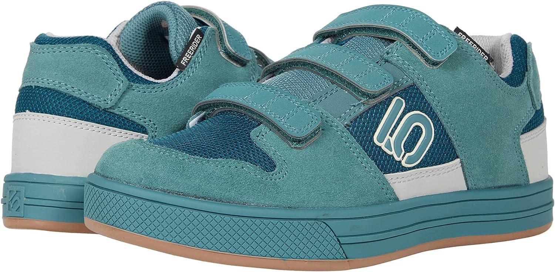 adidas Freerider VCS Shoes (Little Kid/Big Kid) Wild Teal/Sand/Hazy Emerald 2.5 Little Kid M