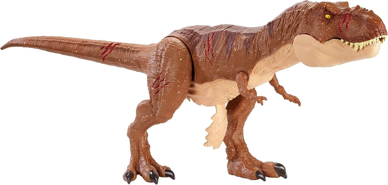 servicio considerado Juego World Tyrannosaurus jurásico jurásico jurásico  XL Que ruge, heridas de Combate, fvp48Figura  Venta al por mayor barato y de alta calidad.