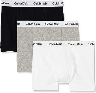 Calvin Klein Men's 3P Trunk Brief