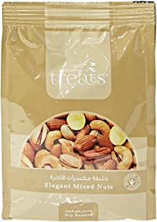 TREATS Salty Roasted Elegant Mix (Pistachio+Cashew+Almond+Macadamia+Pican)150 g(Pack of 1)