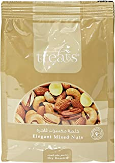TREATS Salty Roasted Elegant Mix(Pistachio+Cashew+Almond+Macadamia+Pican)150 g(Pack of 1)