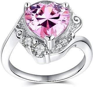 Sailor Moon Crystal 25th Anniversary Princess Serenity Tsukino Usagi Lover Heart Engagement Ring