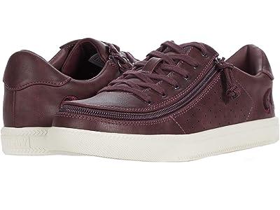 BILLY Footwear Sneaker Low (Burgundy) Women