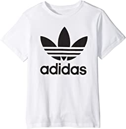 adidas Originals Kids - Trefoil Tee (Little Kids/Big Kids)