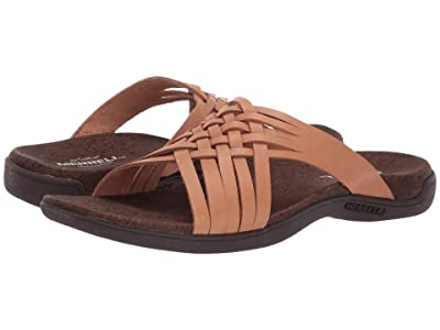 Merrell District Mahana Slide (Natural Tan) Women