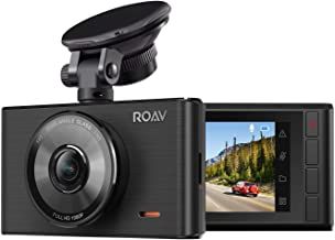 Anker Roav Dash Cam C2, FHD 1080P, 3 inches LCD, 4-Lane Wide-Angle View Lens, G-Sensor, WDR, Loop Recording, Night Mode, 2-Port Charger, No Wifi or APP (Renewed)