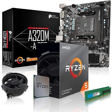 Dcl24 De Pc Aufrüstkit Amd 5 3600 6x3 6 Ghz 16gb Computer Zubehör