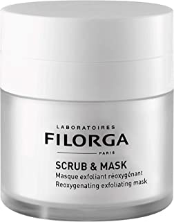 Filorga Scrub And Mask O2 Gel For Rejuvenating 55ml, Pack of 1