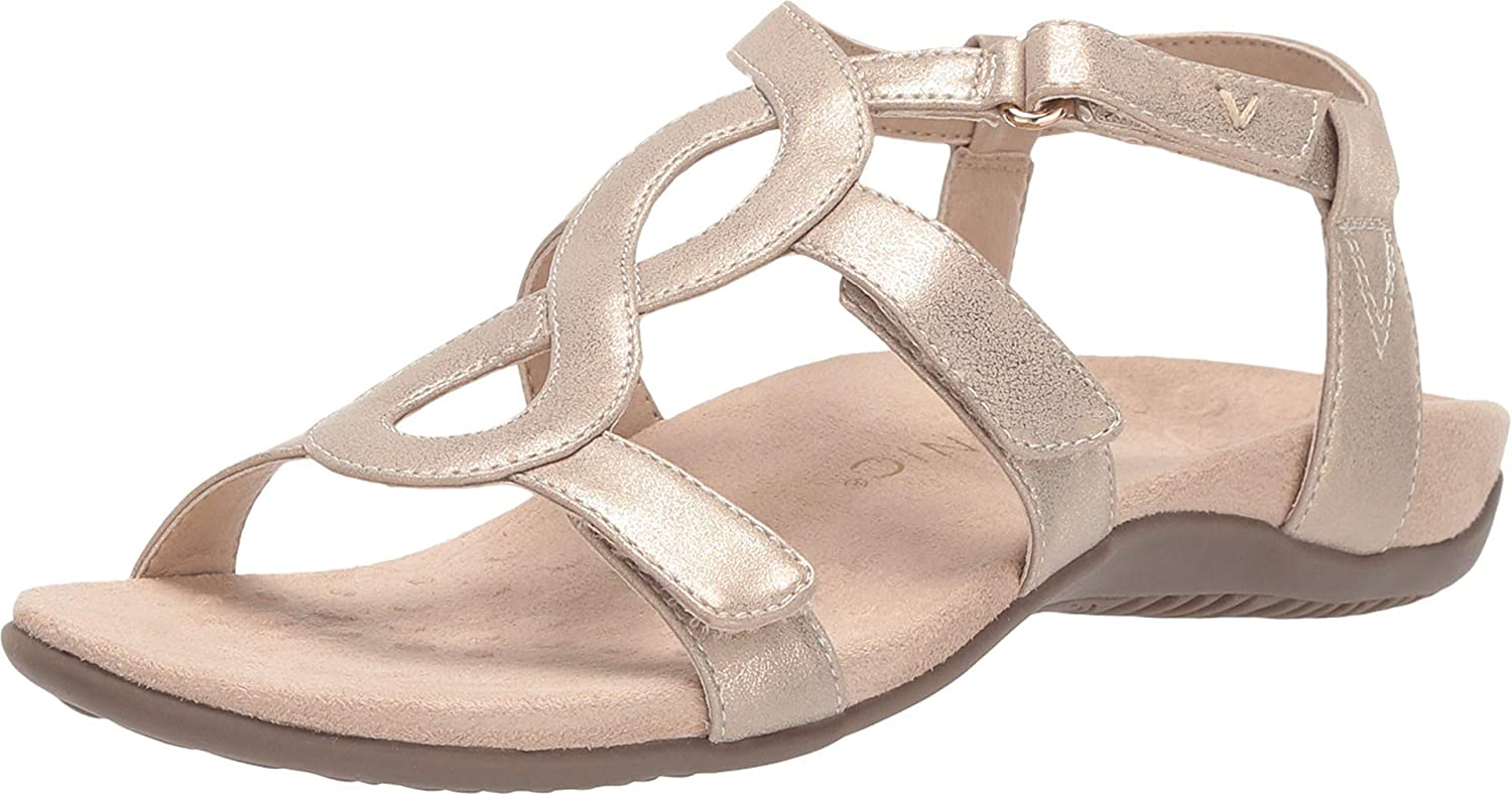 Excellence Beauty products Vionic Women's Rest Jodie Sandal- Ladies Backstrap Sandals with