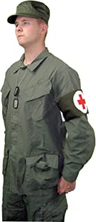 M.A.S.H. Style Medic Halloween Costume - Standard Package